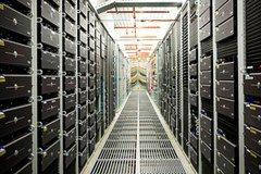 ЦОД - дата-центр - где хранится интернет