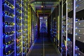 ЦОД - дата-центр где хранится интернет