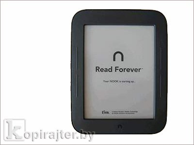 ридер Nook Simple Touch от Barnes&Noble