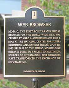первый браузер Mosaik