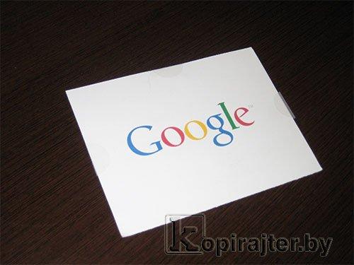 Письмо от Google