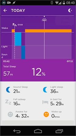 умный будильник с фазами сна все покажет
